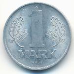 ГДР, 1 марка (1977 г.)