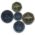Гаити, Набор монет