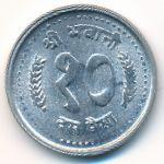 Непал, 10 пайс (1986 г.)
