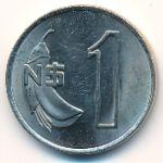 Уругвай, 1 новый песо (1980 г.)