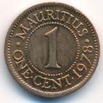 Маврикий, 1 цент (1978 г.)
