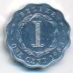 Белиз, 1 цент (1983 г.)