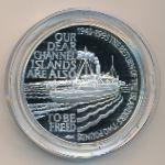 Олдерни, 2 фунта (1995 г.)