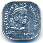 Филиппины, 1 сентимо (1975–1977 г.)