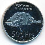 Сен-Пьер и Микелон, 50 франков (2013 г.)