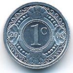 Антильские острова, 1 цент (2008 г.)