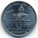 Парагвай, 1000 гуарани (2008 г.)