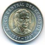 Эквадор, 1000 сукре (1997 г.)