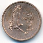 Замбия, 2 нгве (1982 г.)