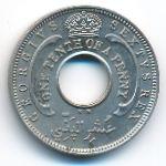 Британская Западная Африка, 1/10 пенни (1950 г.)