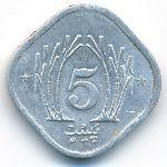 Пакистан, 5 пайс (1985 г.)