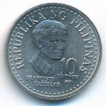 Филиппины, 10 сентимо (1982 г.)