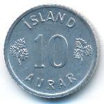 Исландия, 10 эйре (1974 г.)