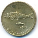 Словения, 1 толар (1999 г.)