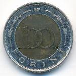 Венгрия, 100 форинтов (1998 г.)