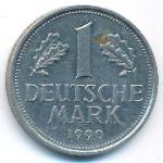 ФРГ, 1 марка (1954–1994 г.)