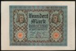 Берлин., 100 марок (1920 г.)