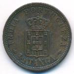 Португальская Индия, 1/2 танги (1901 г.)