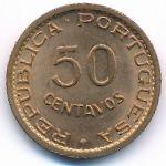 Тимор, 50 сентаво (1970 г.)