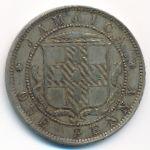 Ямайка, 1 пенни (1902 г.)