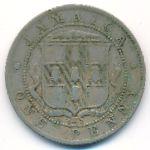 Ямайка, 1 пенни (1918–1928 г.)