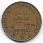 ЮАР, 1 пенни (1950 г.)
