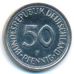 ФРГ, 50 пфеннигов (1977 г.)