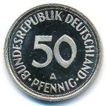 ФРГ, 50 пфеннигов (1992 г.)