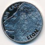Сьерра-Леоне, 1 доллар (2020 г.)