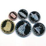 Пауни, Набор монет (2020 г.)