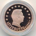 Люксембург, 1 евроцент (2004 г.)