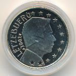 Люксембург, 10 евроцентов (2002 г.)
