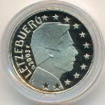 Люксембург, 10 евроцентов (2003 г.)