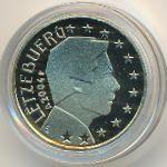 Люксембург, 10 евроцентов (2004 г.)