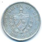 Куба, 1 песо (1933 г.)