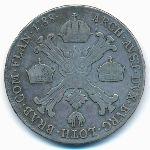 Австрийские Нидерланды, 1 кроненталер (1788 г.)