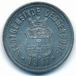 Деггендорф., 10 пфеннигов (1917 г.)