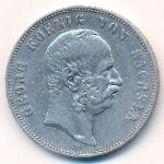Саксония-Альбертина, 5 марок (1903 г.)