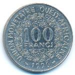 Западная Африка, 100 франков (1996 г.)