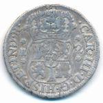 Боливия, 2 реала (1770 г.)