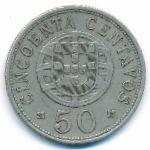 Ангола, 50 сентаво (1927 г.)