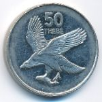 Ботсвана, 50 тхебе (2001 г.)