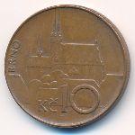 Чехия, 10 крон (1993 г.)
