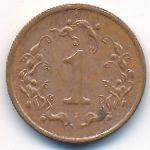 Зимбабве, 1 цент (1999 г.)