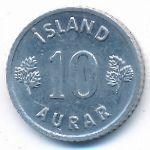 Исландия, 10 эйре (1973 г.)