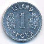Исландия, 1 крона (1978 г.)