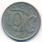 Австралия, 10 центов (1970 г.)