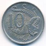Австралия, 10 центов (1976 г.)