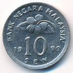 Малайзия, 10 сен (1999 г.)