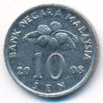 Малайзия, 10 сен (2008 г.)